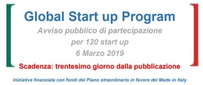 Global Startup Program