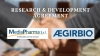 Aegirbio AB signs a Research & Development agreement with MediaPharma